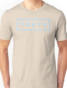 TRXYE Blue Logo Unisex T-Shirt