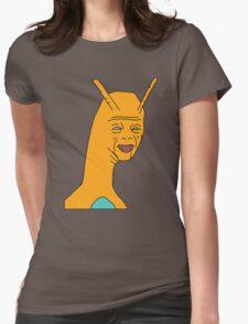 Weird Charizard Womens Fitted T-Shirt