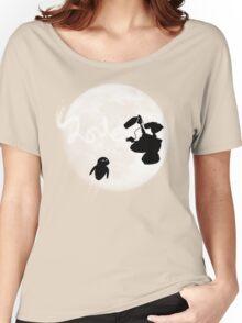 Robot Love Women's Relaxed Fit T-Shirt