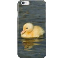 Yellow Duckling iPhone Case/Skin