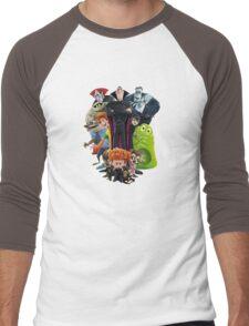 hotel horror Men's Baseball ¾ T-Shirt