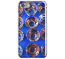 Painted Shot Glasses iPhone Case/Skin