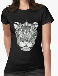 Magical Monochrome Womens Fitted T-Shirt