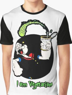 I'm Vegetarians Graphic T-Shirt