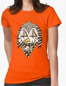 Ancient Thug Womens Fitted T-Shirt