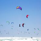 Guinness World Record - Kitesurfing - Cape Town, South Africa by SeeOneSoul
