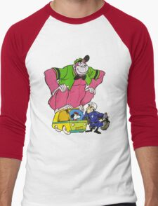 The Great Grape Ape Men's Baseball ¾ T-Shirt