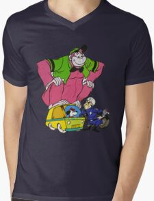 The Great Grape Ape Mens V-Neck T-Shirt
