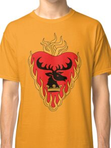 Stannis Baratheon - Game Of Thrones Classic T-Shirt