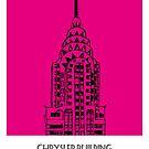 Chrysler Building  by springwoodbooks