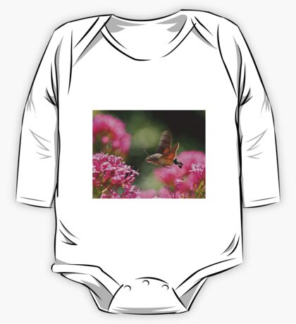 Hummingbird Hawk-moth One Piece - Long Sleeve