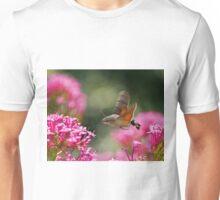 Hummingbird Hawk-moth Unisex T-Shirt