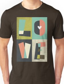 LOVE - typography full colour T-Shirt