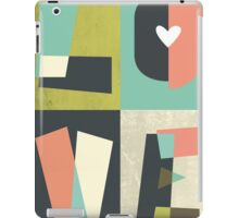 LOVE - typography full colour iPad Case/Skin