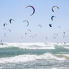 """Pretty as a Picture"" Guinness World Record - Kitesurfing by SeeOneSoul"
