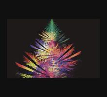 Rainbow Spruce One Piece - Short Sleeve