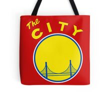 Golden_State_Warriors_Retro Tote Bag