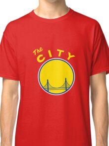 Golden_State_Warriors_Retro Classic T-Shirt