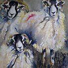 Three Graces by Sue Nichol