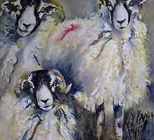 Three Graces by Sue Nichol