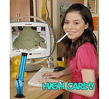 High Carly Photographic Print