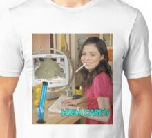 High Carly Unisex T-Shirt