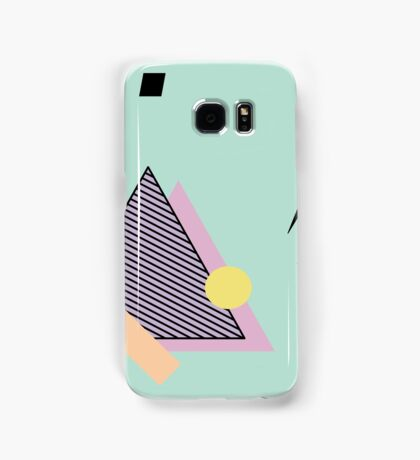 Pattern 90s Samsung Galaxy Case/Skin