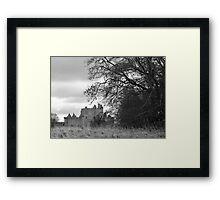Craigmillar Castle Framed Print