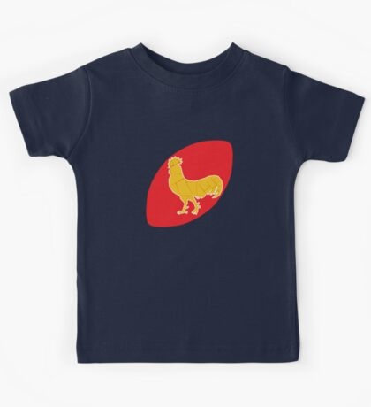 Rugby Francais Kids Tee