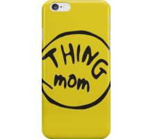 Mom Things iPhone Case/Skin