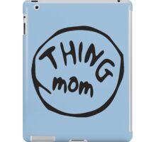 Mom Things iPad Case/Skin