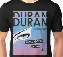 Duran Duran Paper Gods 2 Unisex T-Shirt