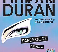 Duran Duran Paper Gods 2 by peyang