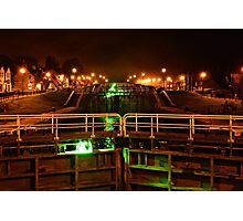 Fort Augustus By Night Photographic Print