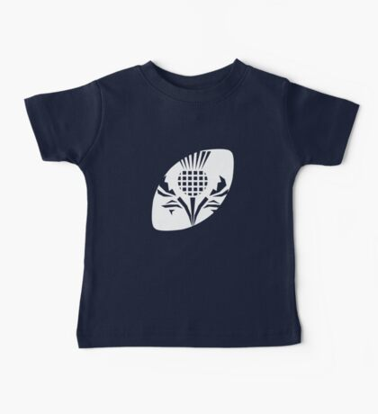 Rugby Scotland Baby Tee
