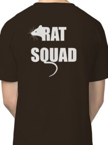 Rat Squad Design Classic T-Shirt