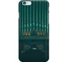 The Organist iPhone Case/Skin