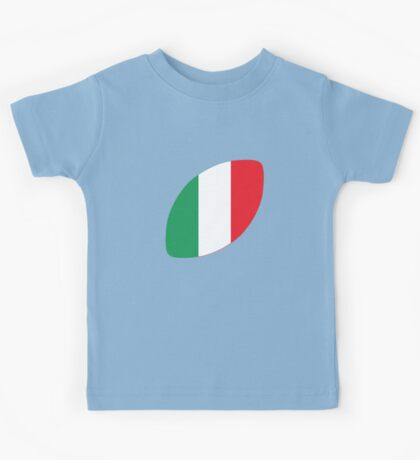 Rugby Italy Kids Tee