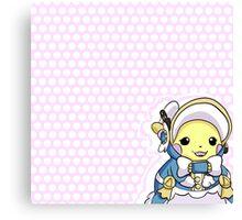 Pikachu Belle Canvas Print