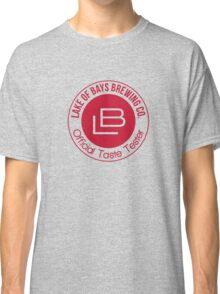 Lake of Bays Official Taste Tester Classic T-Shirt