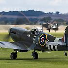 Spitfire Scramble by captureasecond