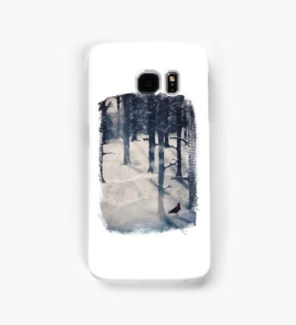 the raven who stole my heart Samsung Galaxy Case/Skin