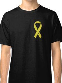 Yellow Ribbon  Classic T-Shirt