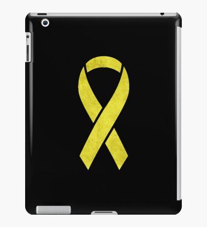Yellow Ribbon  iPad Case/Skin