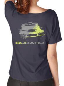 Subaru Impreza Women's Relaxed Fit T-Shirt