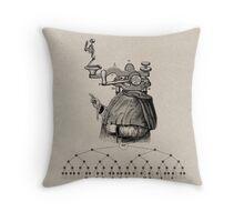 CÓDIGO (code) Throw Pillow