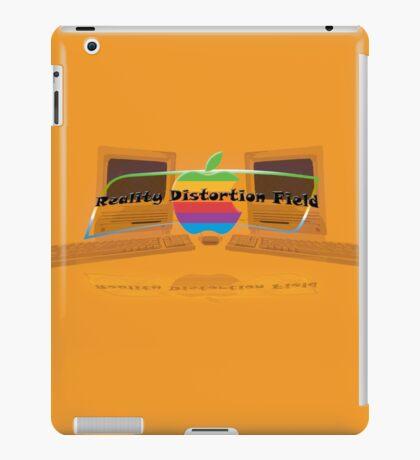 Apple logo Macintosh slogan iPad Case/Skin