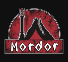 Middle Earth Expeditions (Mordor) One Piece - Short Sleeve