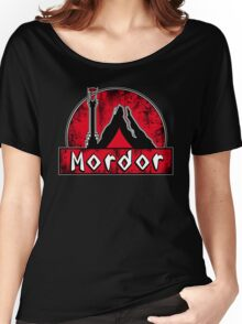 Middle Earth Expeditions (Mordor) Women's Relaxed Fit T-Shirt