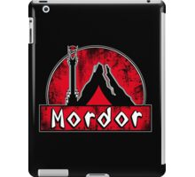 Middle Earth Expeditions (Mordor) iPad Case/Skin